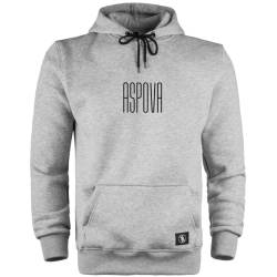 HH - Aspova Tipografi Cepli Hoodie - Thumbnail