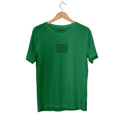 Aspova - HH - Aspova Tipografi Yeşil T-shirt (ÖN SİPARİŞ)