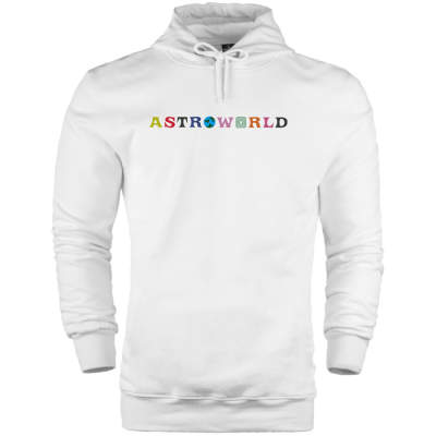 HH - Astro World Colored Cepli Hoodie