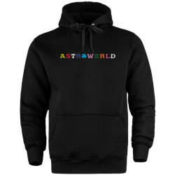 HollyHood - HH - Astro World Colored Cepli Hoodie (1)
