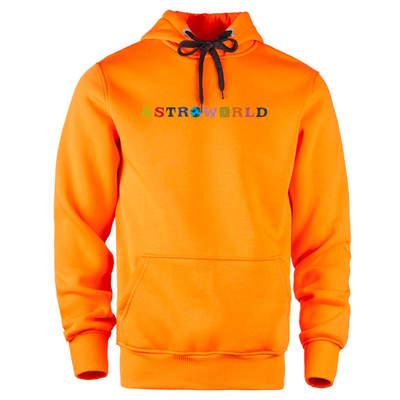HH - Astro World Colored Cepli Hoodie