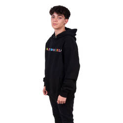HH - Astro World Colored Cepli Hoodie - Thumbnail