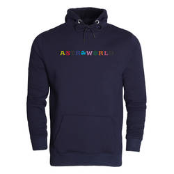 HollyHood - HH - Astro World Colored Cepli Hoodie