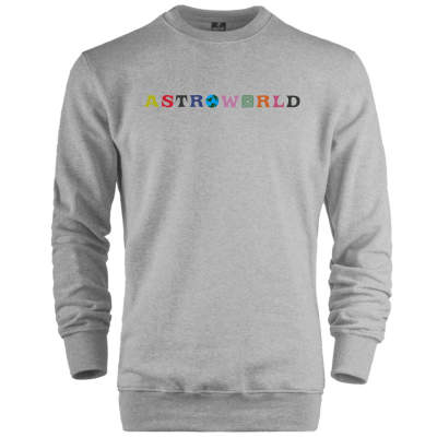 HH - Astro World Colored Sweatshirt