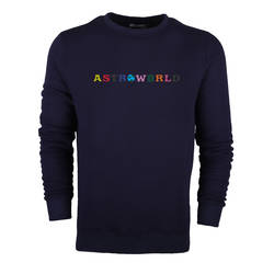 HollyHood - HH - Astro World Colored Sweatshirt (1)