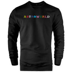 HH - Astro World Colored Sweatshirt - Thumbnail