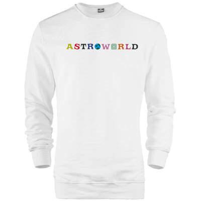 Outlet - HH - Astro World Colored Sweatshirt(Değişim ve İade Yoktur)