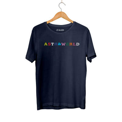 HollyHood - HH - Astro World Colored T-shirt