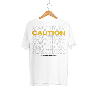 HH - Back Off Caution (Style 1) T-shirt