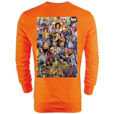 HH - Back Off HipHop Gods Sweatshirt