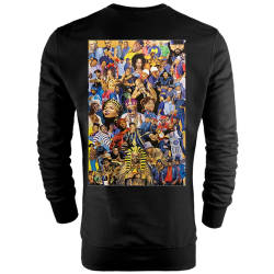 Back Off - HH - Back Off HipHop Gods Sweatshirt