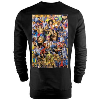 Back Off - HH - Back Off HipHop Gods Sweatshirt