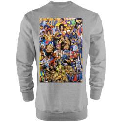 HH - Back Off HipHop Gods Sweatshirt - Thumbnail