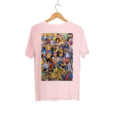 Outlet - Back Off HipHop Gods T-shirt Tişört (OUTLET)