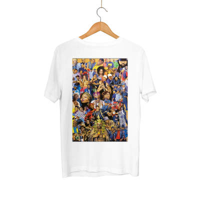 HH - Back Off HipHop Gods T-shirt