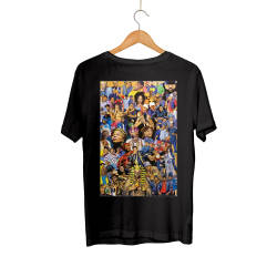 HH - Back Off HipHop Gods T-shirt - Thumbnail