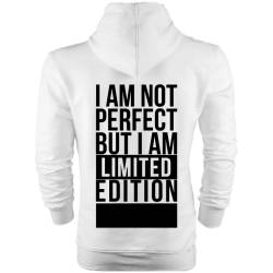 Back Off - HH - Back Off Not Perfect Cepli Hoodie