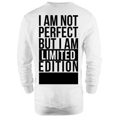 Back Off - HH - Back Off Not Perfect Sweatshirt
