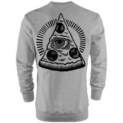HH - Back Off Pizza (Style 1) Sweatshirt