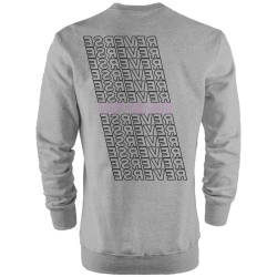 Back Off - HH - Back Off Reverse (Style 1) Sweatshirt