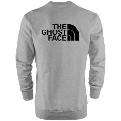 Back Off - HH - Back Off The Ghost Face Sweatshirt