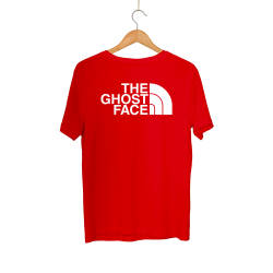 Back Off - HH - Back Off The Ghost Face T-shirt