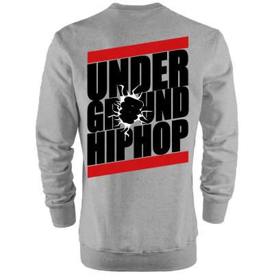 Back Off - HH - Back Off Under Ground HipHop Sweatshirt