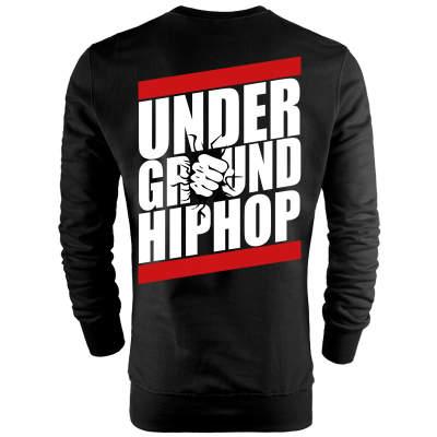 HH - Back Off Under Ground HipHop Sweatshirt