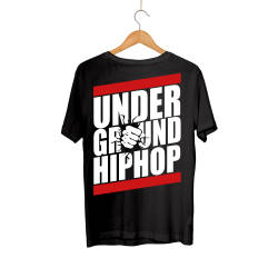 HH - Back Off Under Ground HipHop T-shirt - Thumbnail