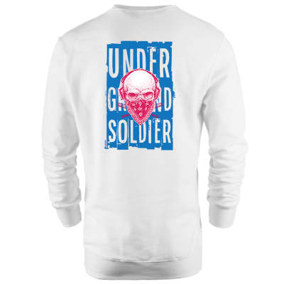 HH - Back Off Under Ground Soldier Sweatshirt