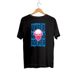 Back Off - HH - Back Off Under Ground Soldier T-shirt