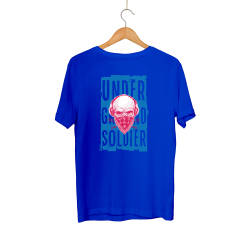 HH - Back Off Under Ground Soldier T-shirt - Thumbnail