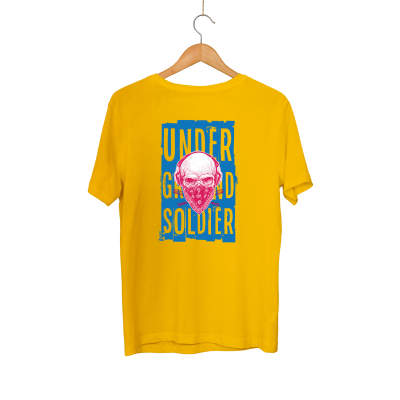 HH - Back Off Under Ground Soldier T-shirt