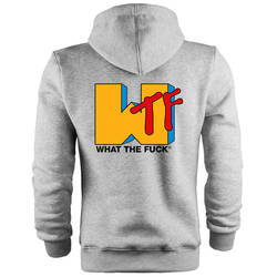 Back Off - HH - Back Off WTF Cepli Hoodie
