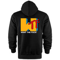 HH - Back Off WTF Cepli Hoodie - Thumbnail