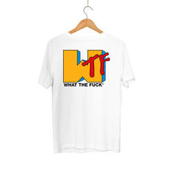 Back Off - HH - Back Off WTF T-shirt