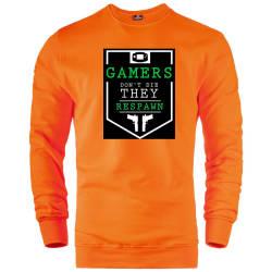 HH - Barık Adam Gamers Sweatshirt - Thumbnail