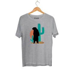 HH - Bear Gallery Black Bear T-shirt - Thumbnail