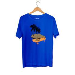 HH - Bear Gallery Bear on Skate T-shirt - Thumbnail