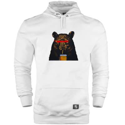HH - Bear Gallery Beer Bear Cepli Hoodie