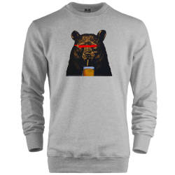 Bear Gallery - HH - Bear Gallery Beer Bear Sweatshirt