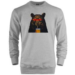 Bear Gallery - HH - Bear Gallery Beer Bear Sweatshirt