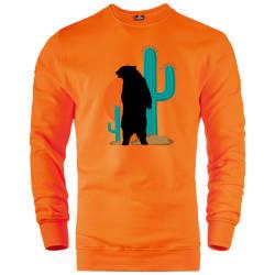 Bear Gallery - HH - Bear Gallery Black Bear Sweatshirt