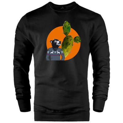 HH - Bear Gallery Cactus Bear Sweatshirt