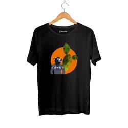 HH - Bear Gallery Cactus Bear T-shirt - Thumbnail
