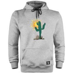 Bear Gallery - HH - Bear Gallery Cactus Cepli Hoodie