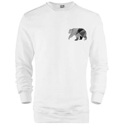 HH - Bear Gallery Grey Bear Sweatshirt