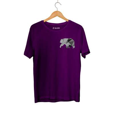 HH - Bear Gallery Grey Bear T-shirt