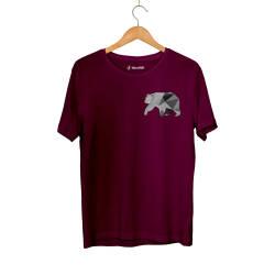 HH - Bear Gallery Grey Bear T-shirt - Thumbnail