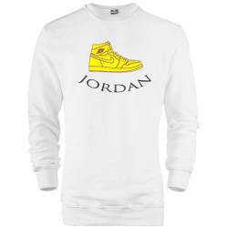 HH - Bear Gallery Jordan Sweatshirt - Thumbnail